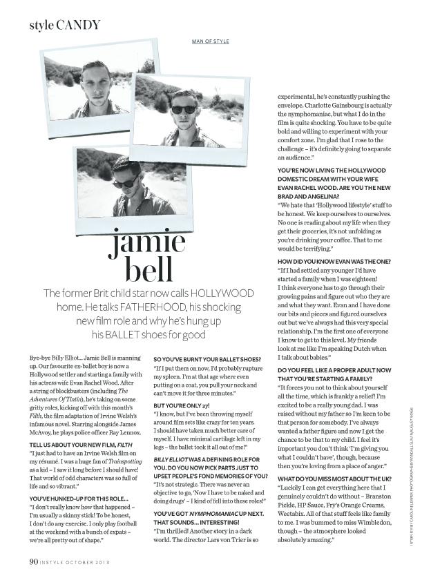jamie bell