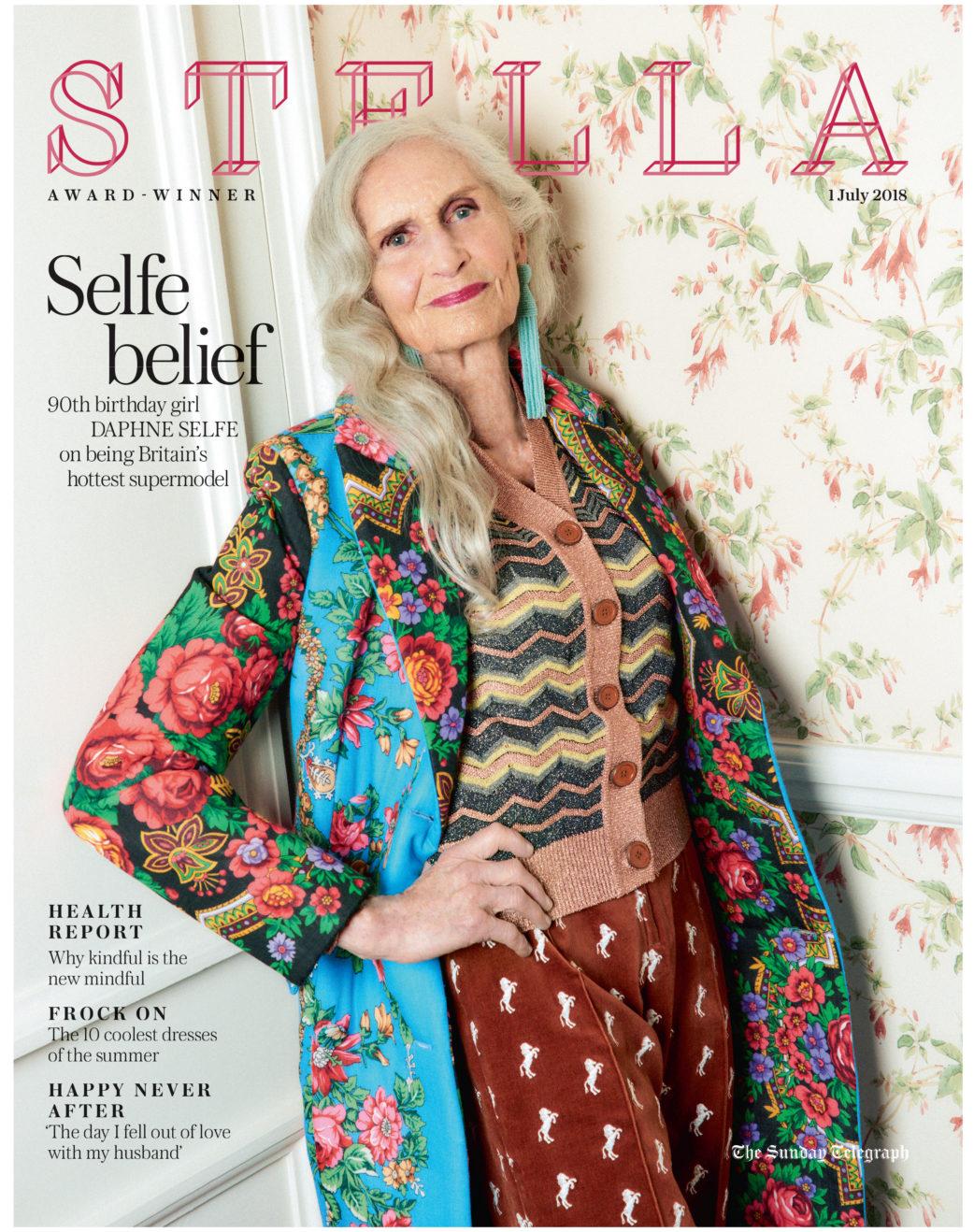 Daphne Selfe Sunday Telegraph Magazine_01-07-2018_Main_1st_p1