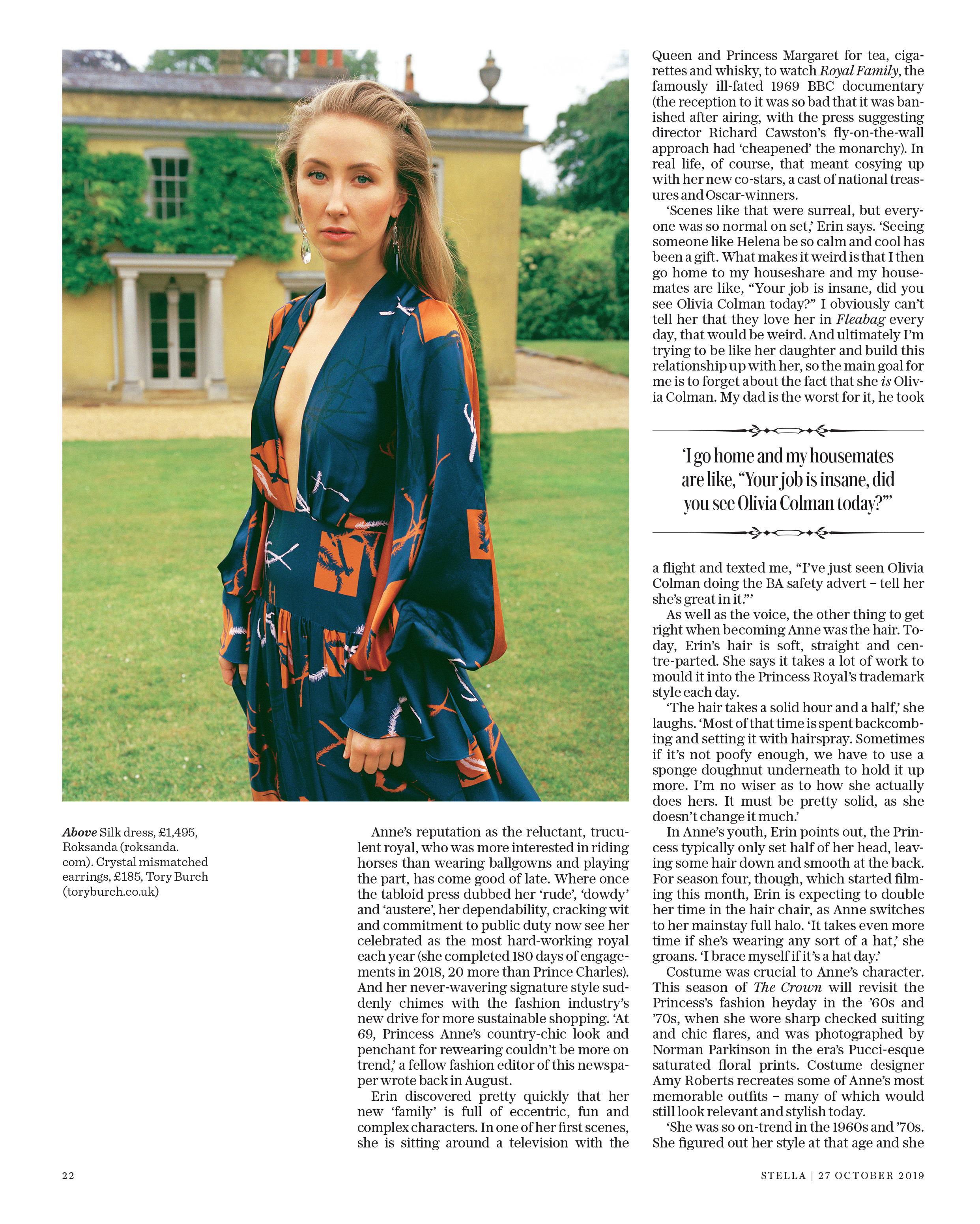ERIN2Sunday Telegraph Magazine_27-10-2019_Main_1st_p22
