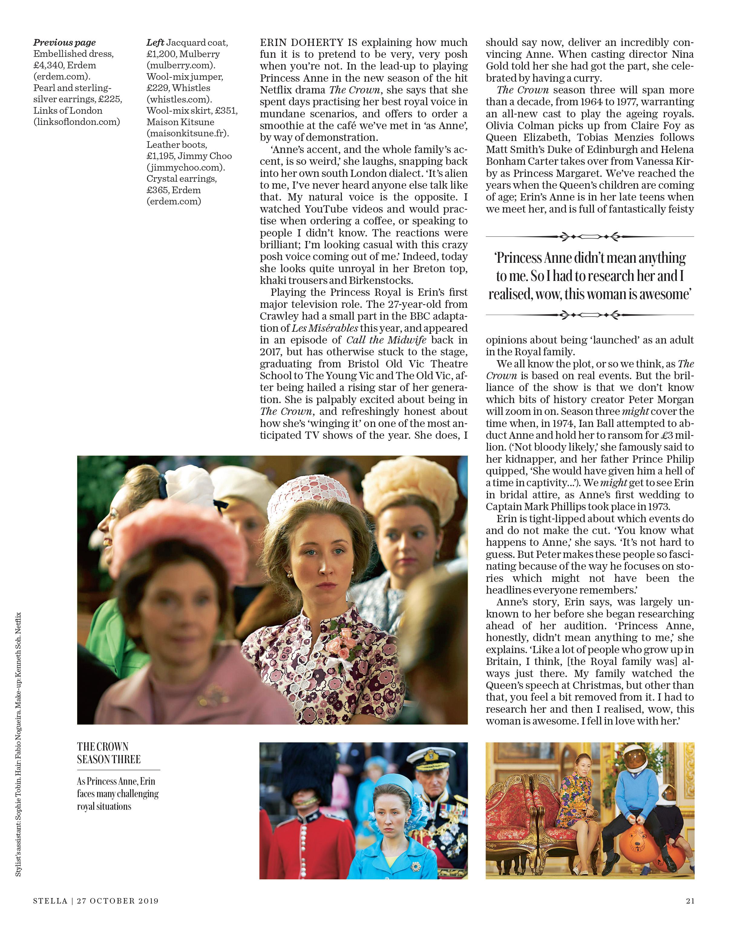 ERIN3Sunday Telegraph Magazine_27-10-2019_Main_1st_p21