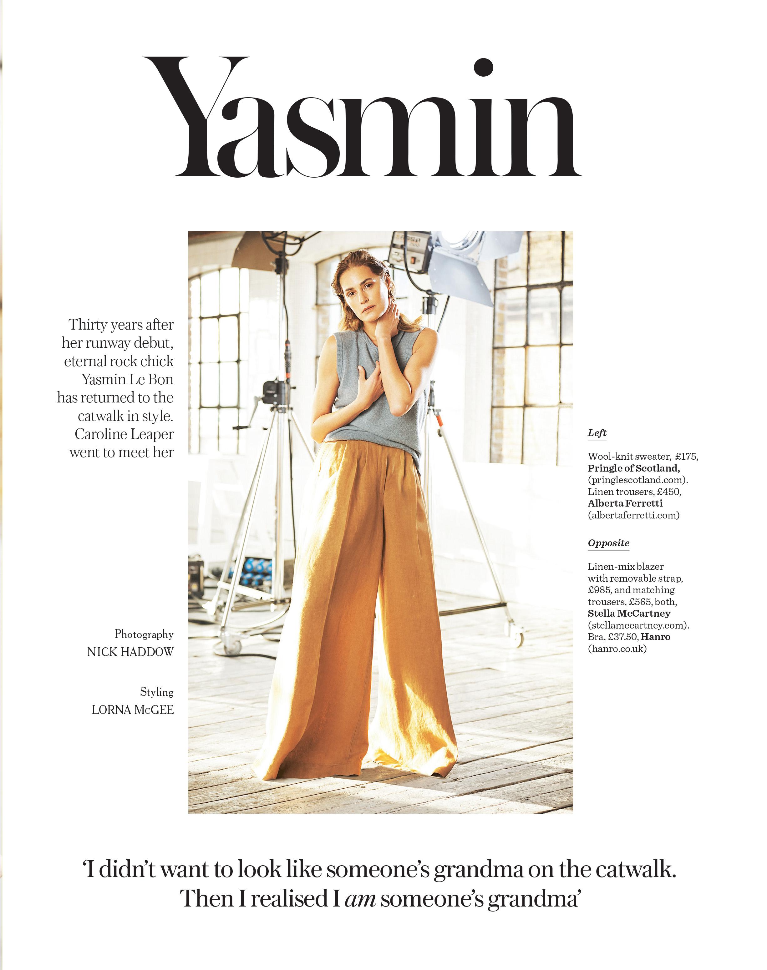 YASMINSunday Telegraph Magazine_17-03-2019_Main_1st_p39